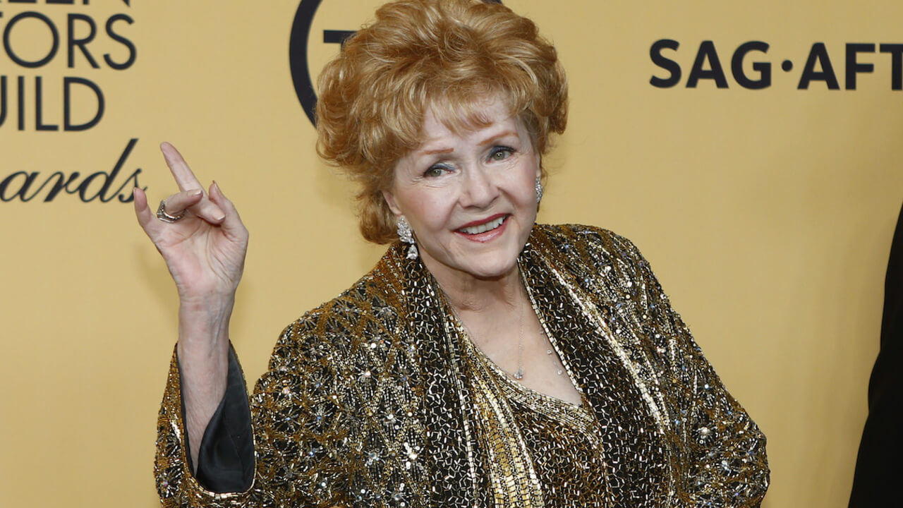 Debbie Reynolds, Mother of Carrie Fisher, Dies at 84