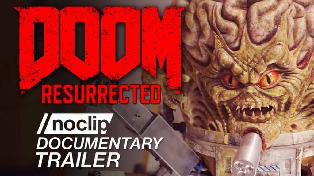 Preview NoClip's Documentary DOOM: Resurrected in the First Trailer