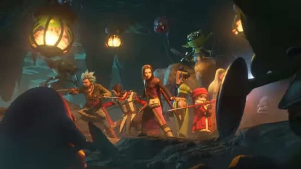 Nintendo Claims Dragon Quest XI Will Be On Switch