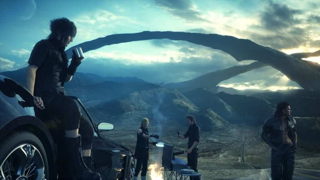 Final Fantasy XV Fastest Selling Game in Series