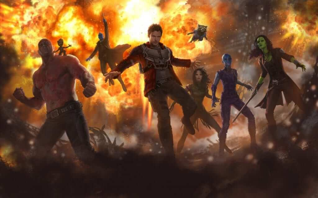 Guardians of the Galaxy Vol. 2 Trailer is Here!