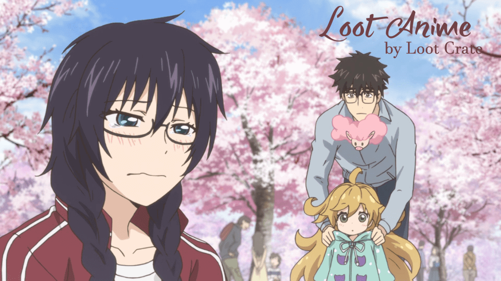 Loot Anime:  It's Delicious! - Review