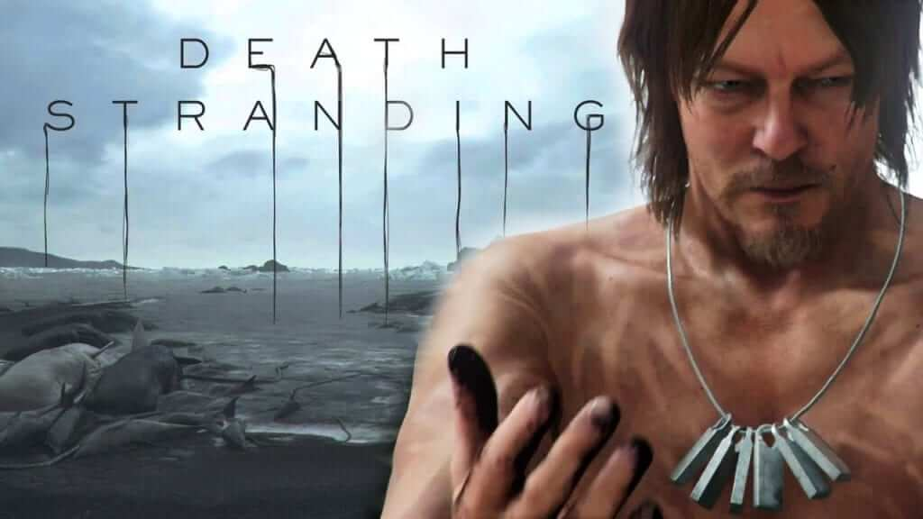 Kojima Shows New Trailer for Death Stranding at Game Awards