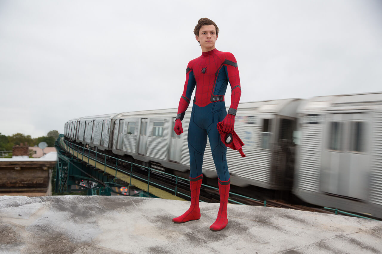 The First Official Spiderman: Homecoming Trailer!