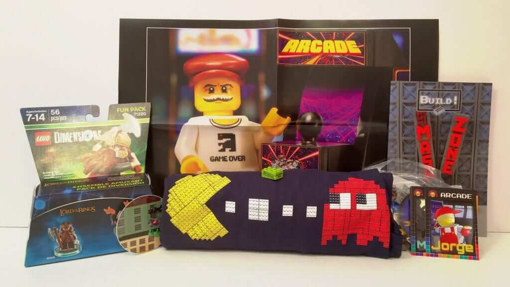 Brick Builders Club:  Smash Zone and Star Wars - Review