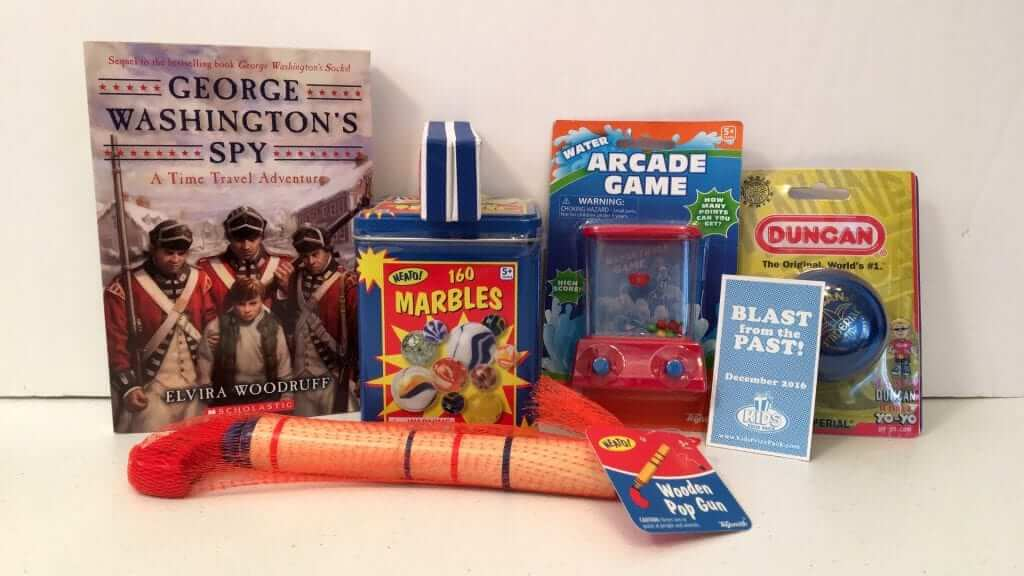 Kids Prize Pack:  Discovery and Blast From the Past! - Review