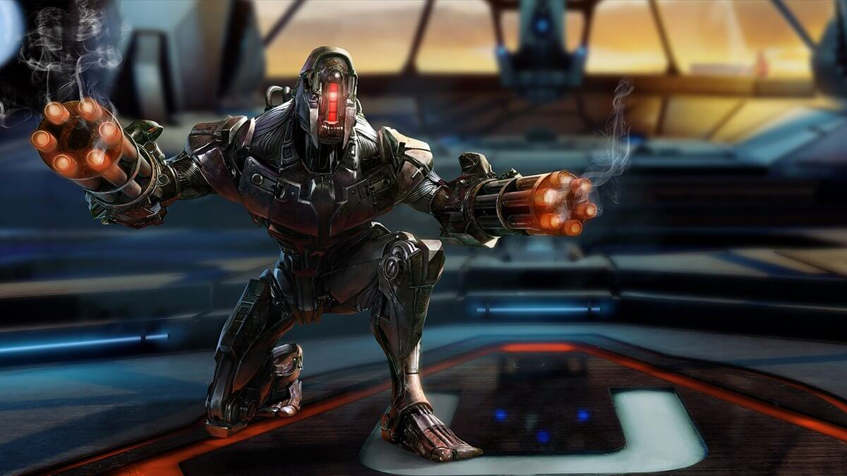 Killer Instinct Adds New Character - Kilgore