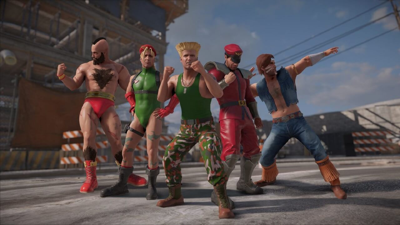 Street Fighter Costumes and More Coming to Dead Rising 4