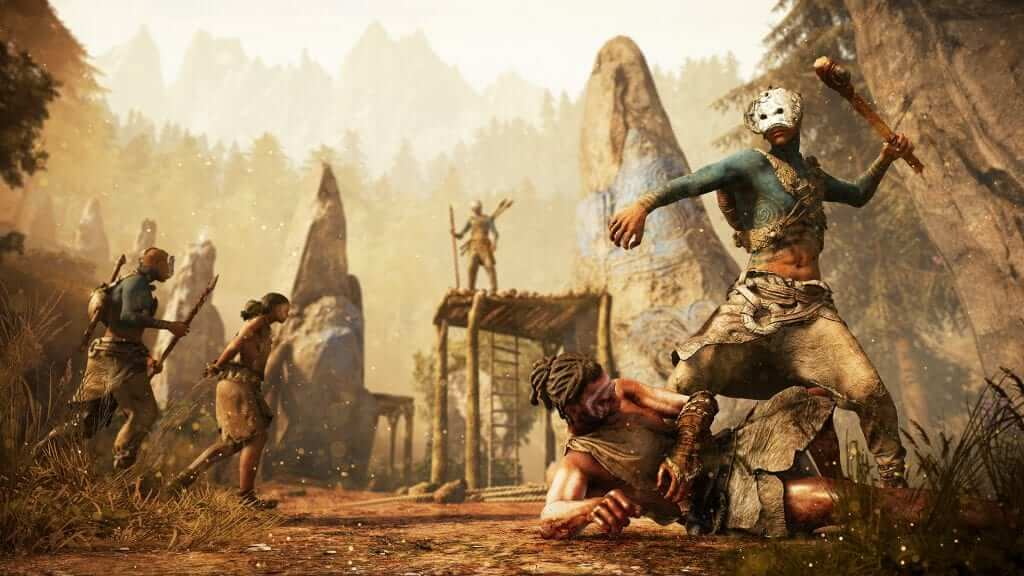 Writers Guild Far Cry Primal