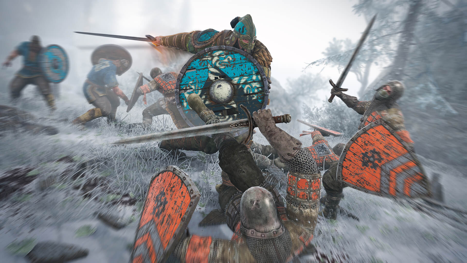 For Honor PC System Requirements Revealed