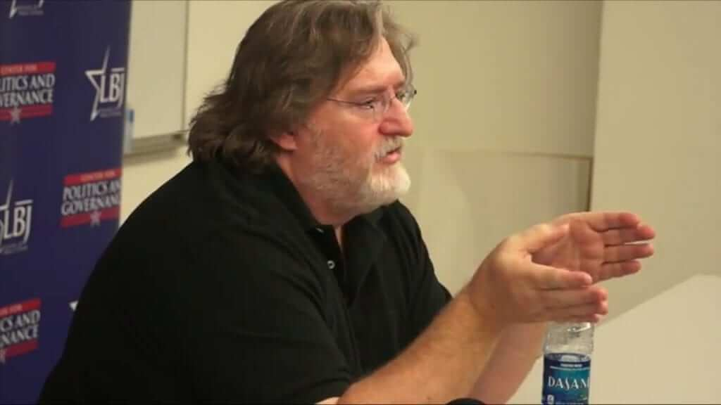 Gabe Newell Reveals Valve is Creating a New IP set in Half Life Universe