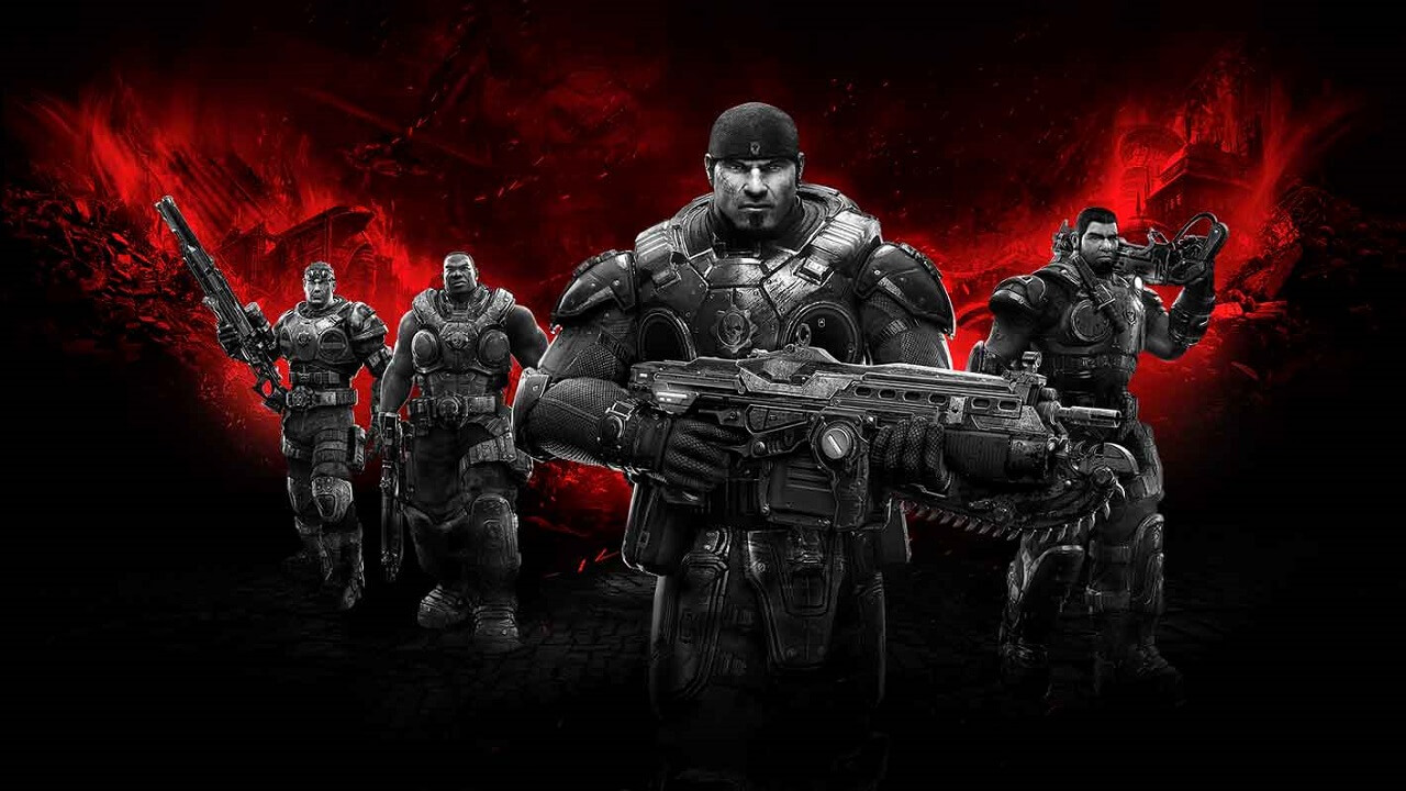 Microsoft Is Being Sued For a Gears of War Character