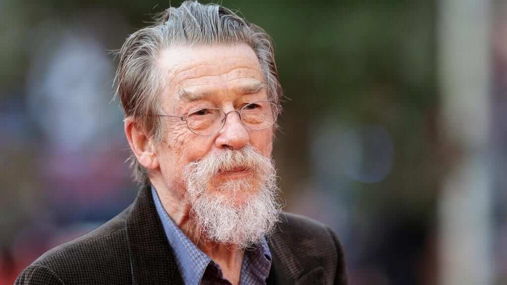 Legendary Actor John Hurt Dead at 77 Years Old