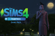 Bite into the Official Trailer for The Sims 4 DLC titled Vampires