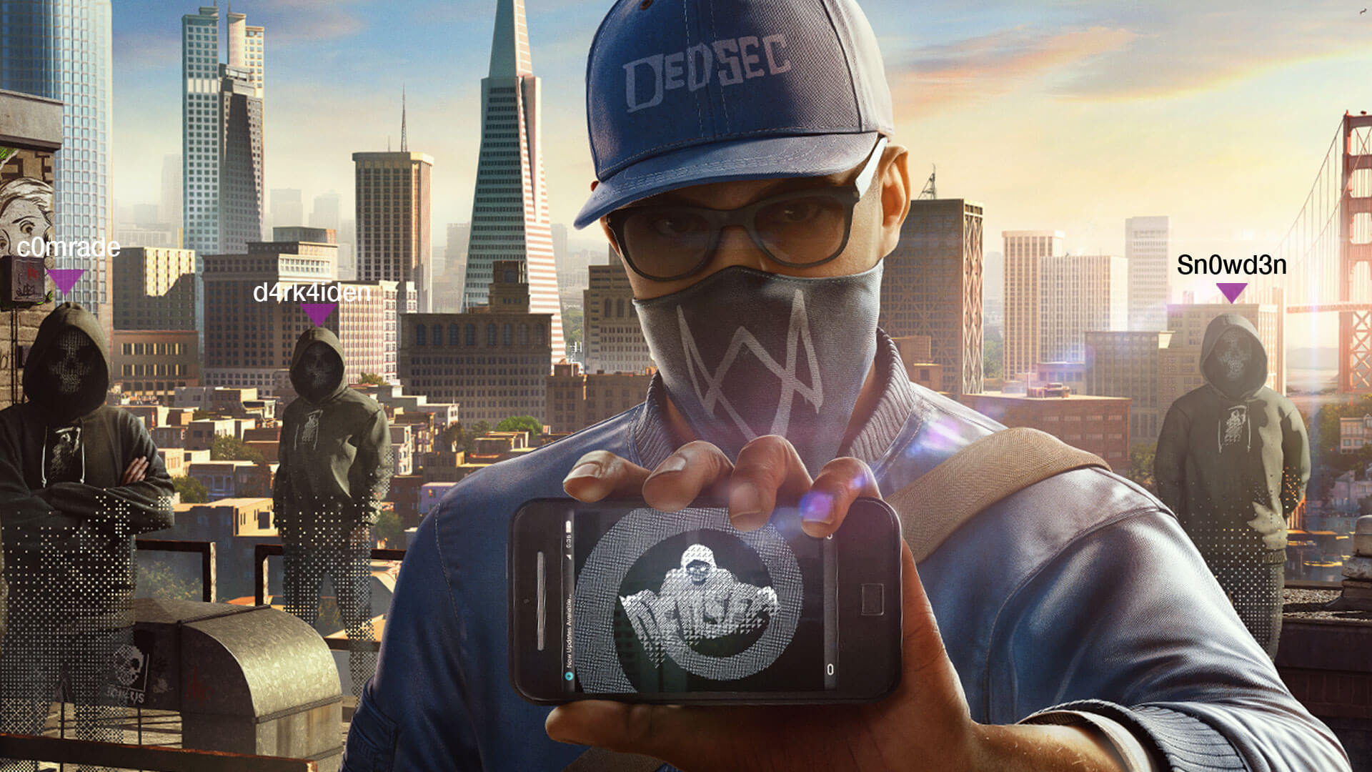How Watch Dogs 2 Improves on the Original