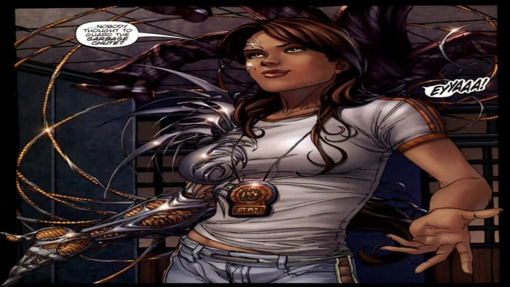 Witchblade In Development At NBC