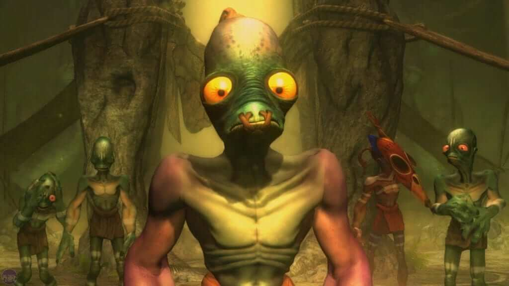 First Image of Oddworld: Soulstorm Revealed