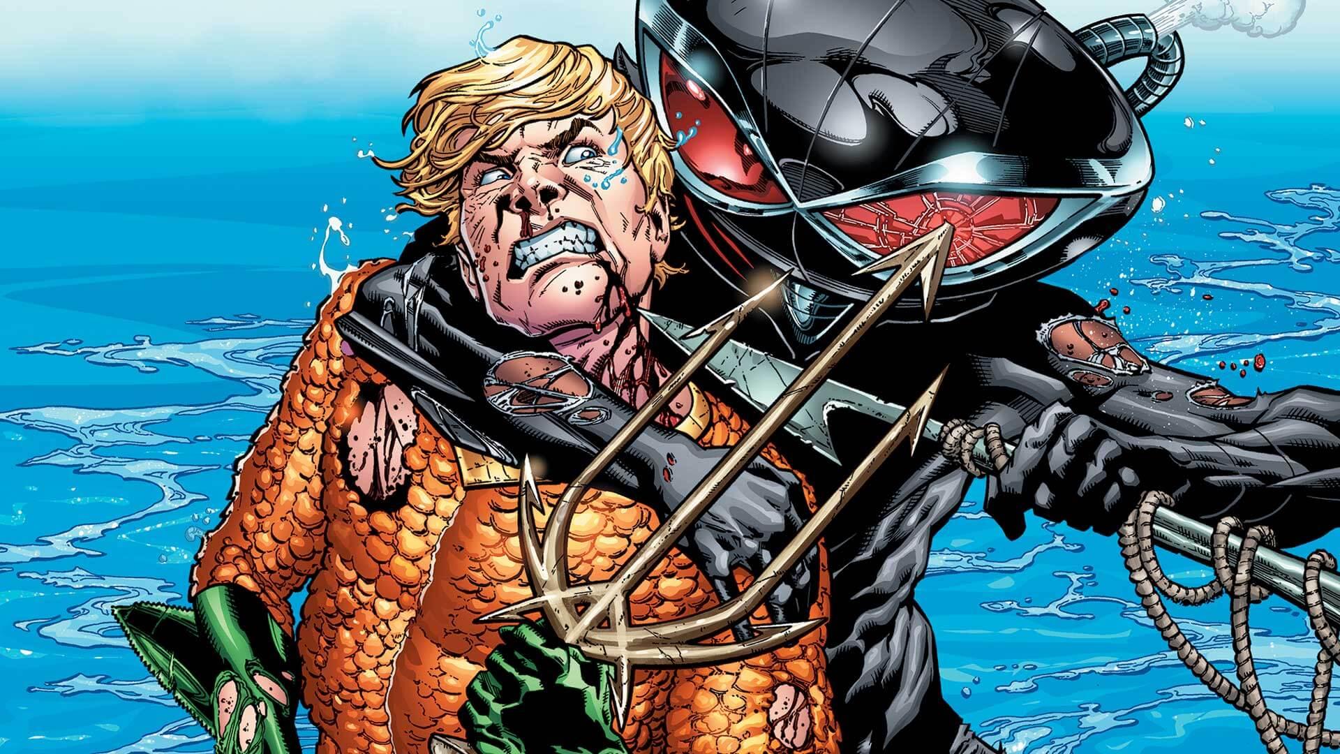 Black Manta Has Been Cast For Aquaman