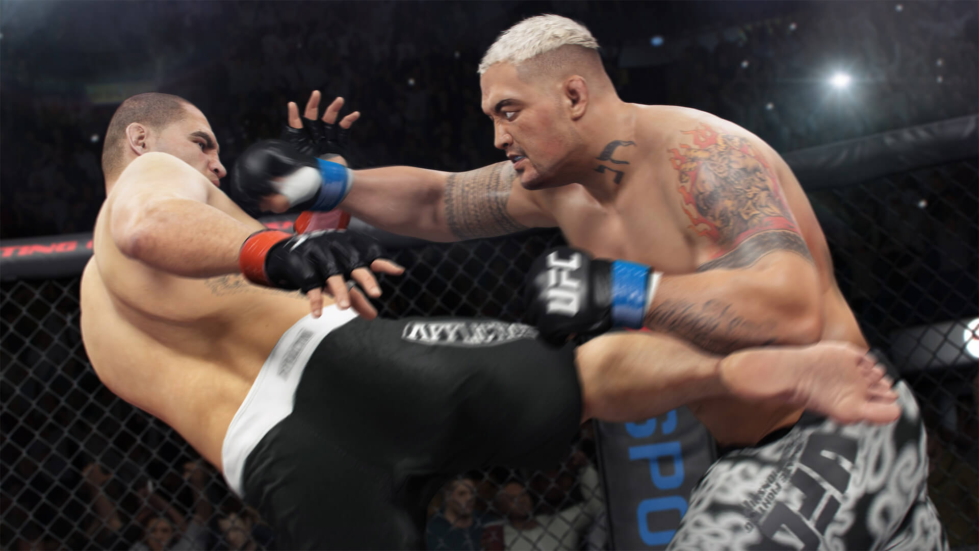 EA Sports UFC 3 Entering Octagon Early 2018
