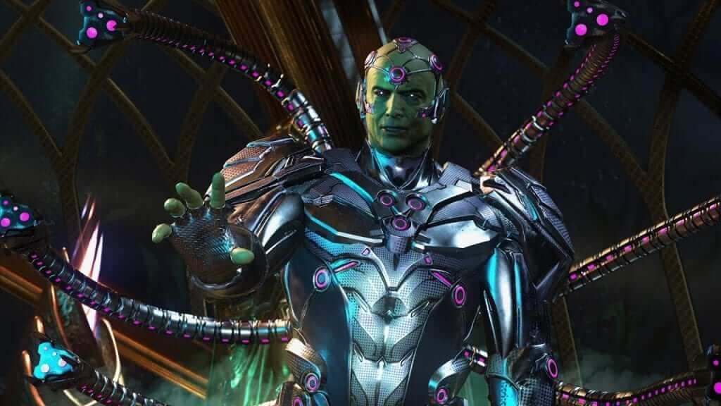 Latest Injustice 2 Trailer Reveals The Branic as Main Villian
