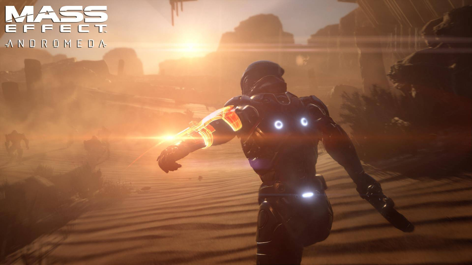 New Mass Effect: Andromeda Gameplay - January 4th