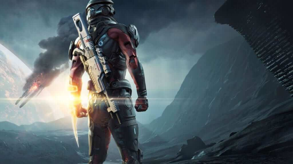 Weapon Crafting and Naming in Mass Effect: Andromeda