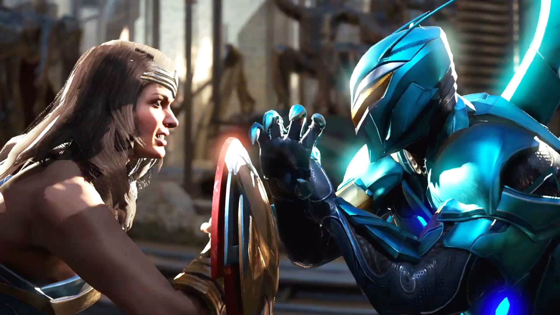 Injustice 2 Release Date Announced