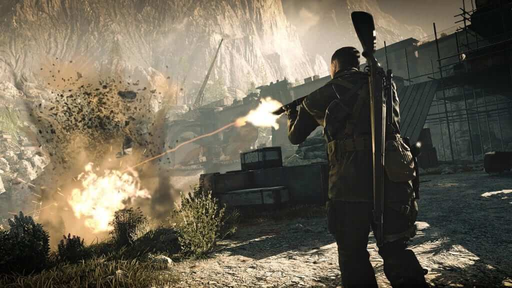 New Sniper Elite 4 Trailer: Liberating Italy One Silent Bullet At A Time