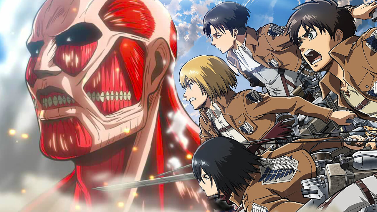 Attack On Titan's Manga Has Ended