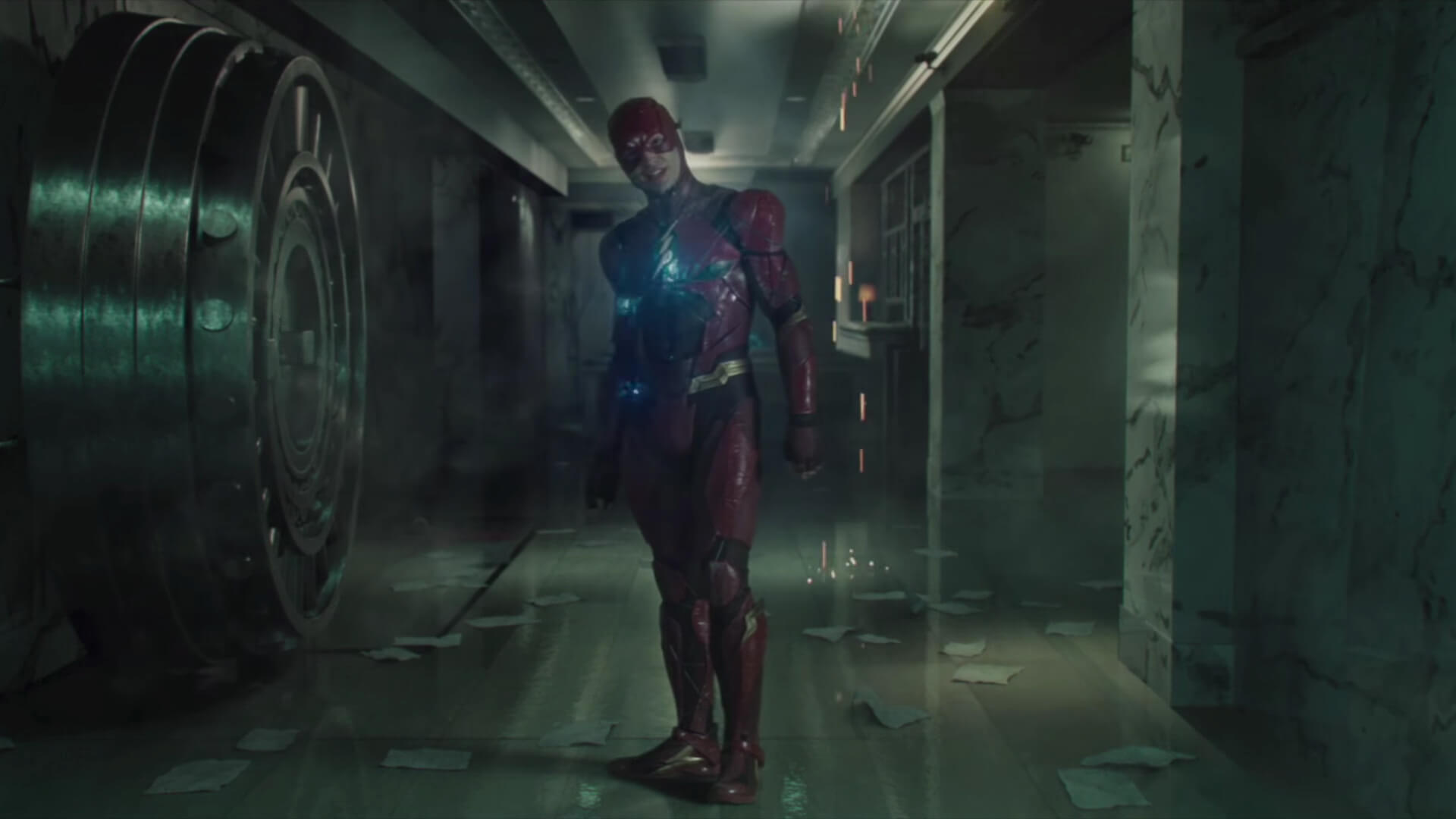 DC's The Flash Movie Script Getting Another Rewrite