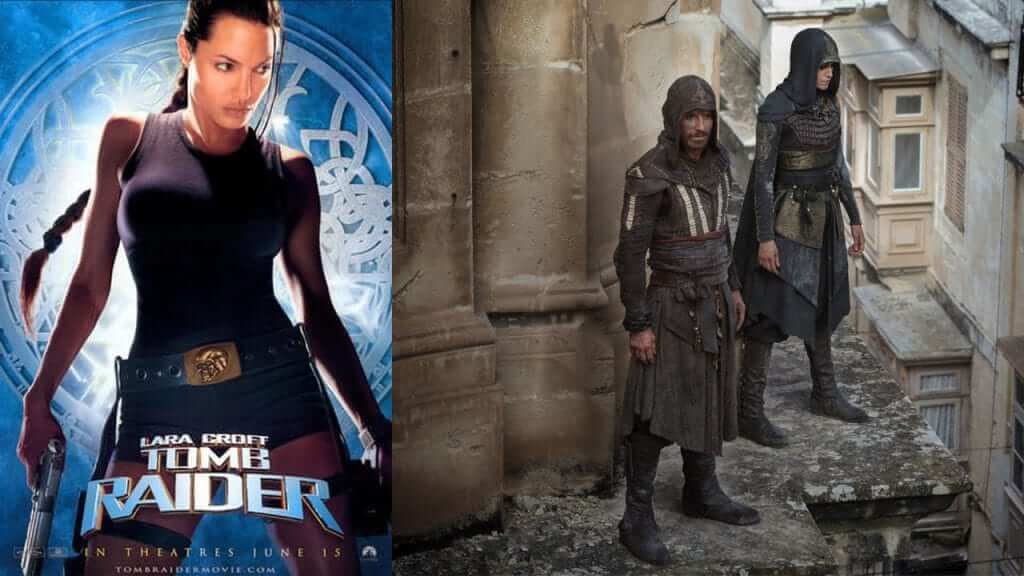Video Game Movies That Could Actually Work