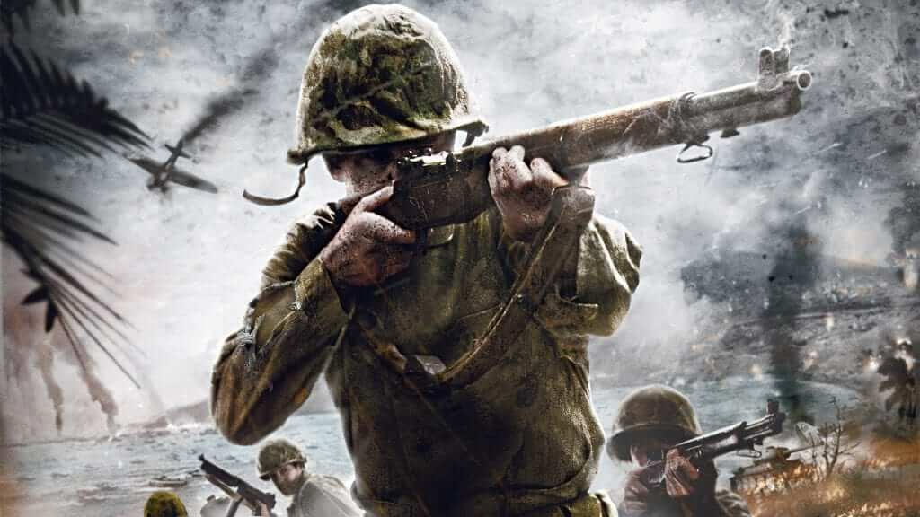Call Of Duty Returning To Its Roots In 2017