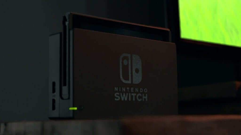 World's First Official Nintendo Switch Unboxing