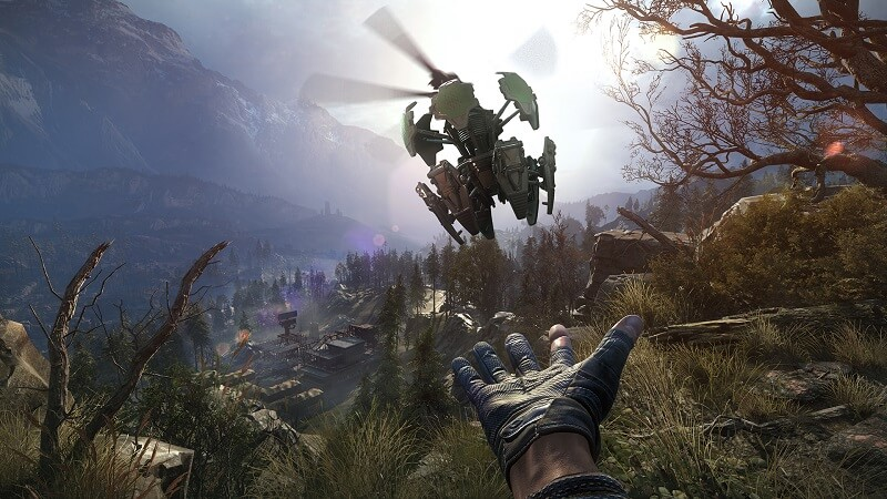 Drone from Sniper: Ghost Warrior 3