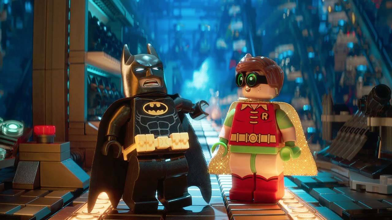 Check Out Wayne Manor, MTV Cribs-Style, In This New LEGO Batman Trailer