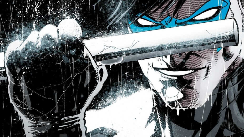 Nightwing Solo Film In Early Development