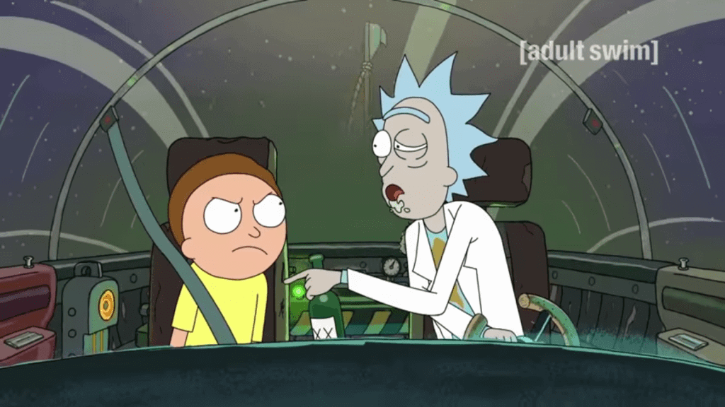 Watch the Rick and Morty Season 3