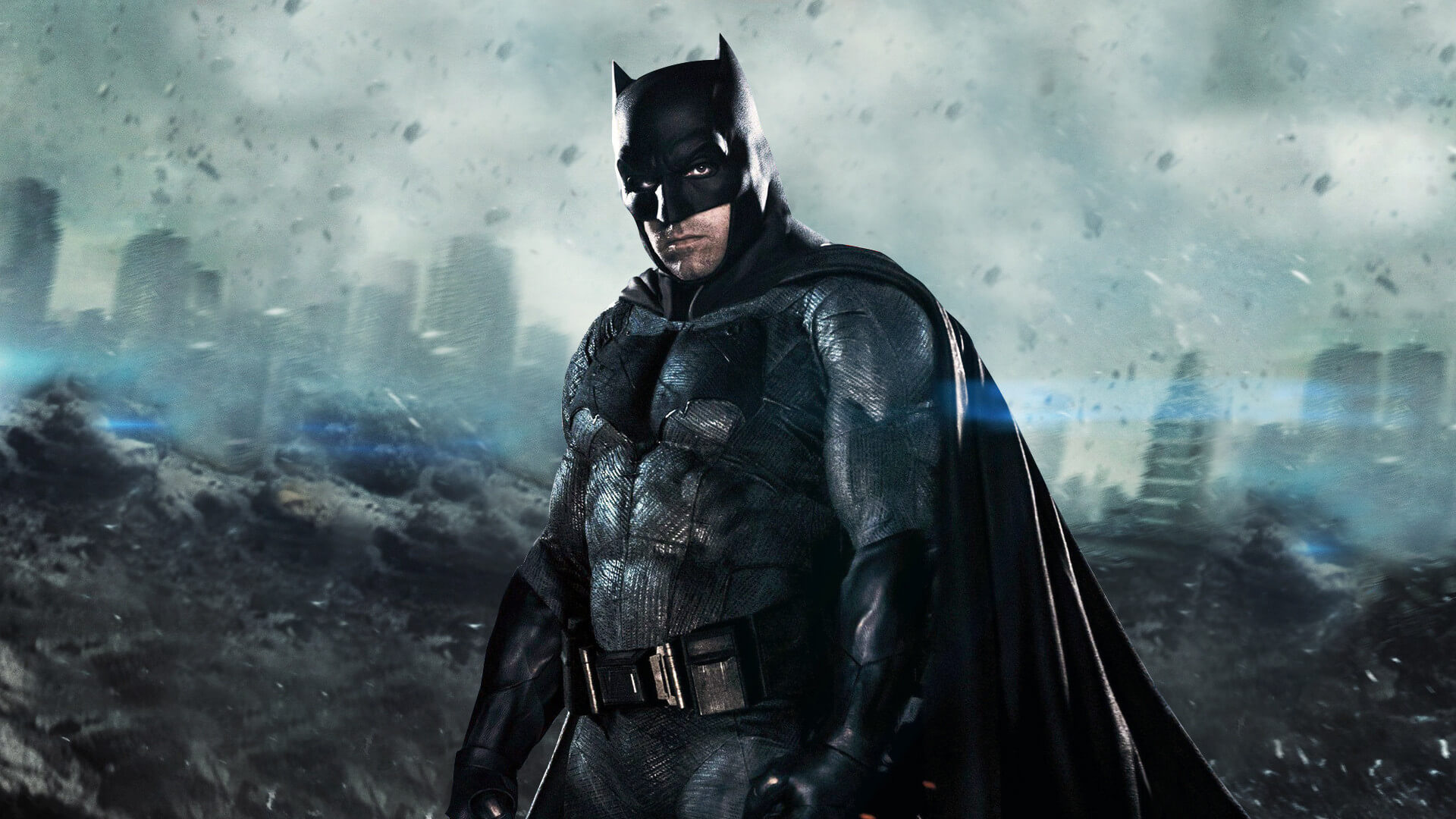 Ben Affleck's The Batman Film Facing Complete Rewrite