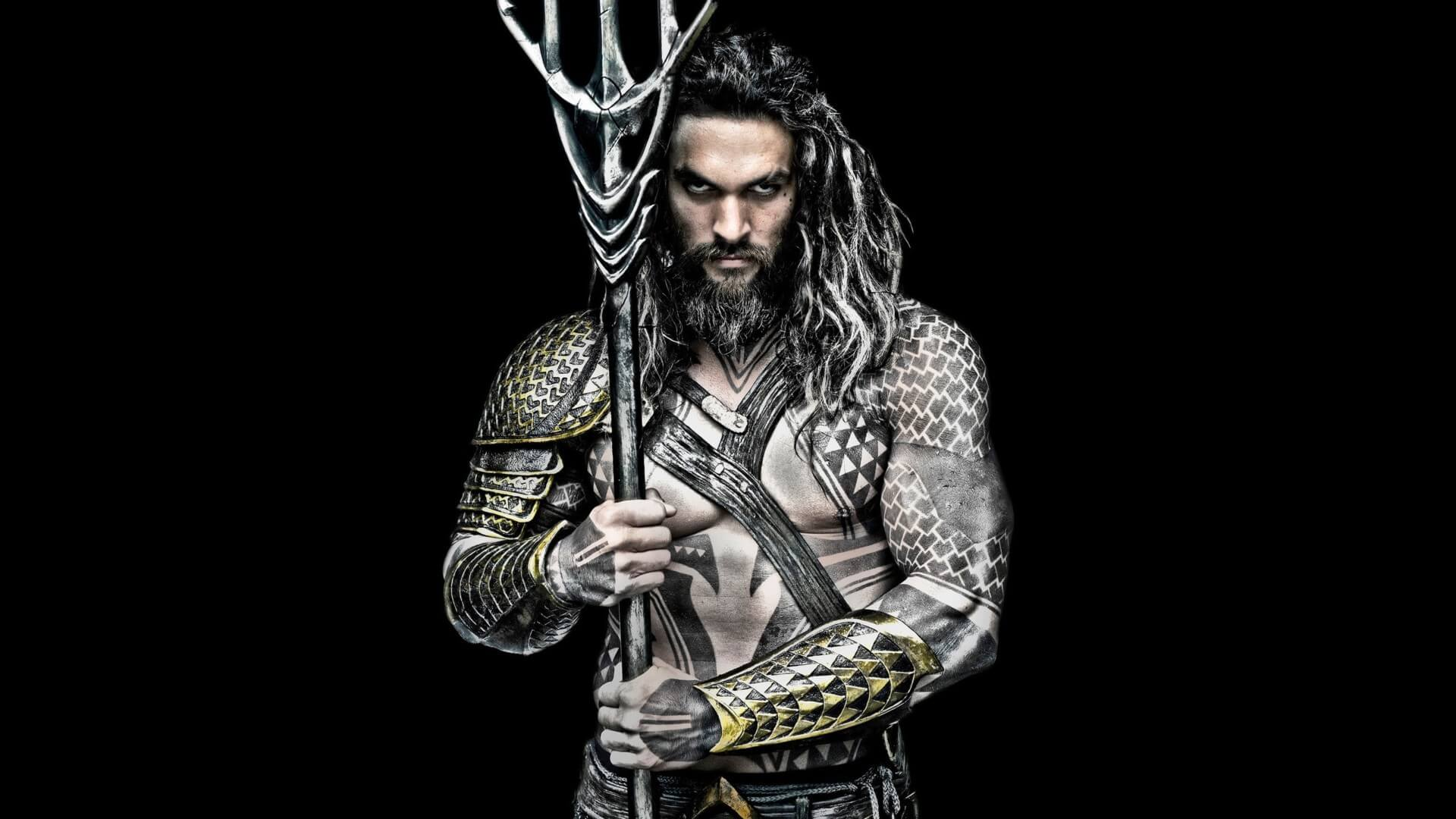 Jason Momoa Discusses Making Aquaman Cool In New Interview