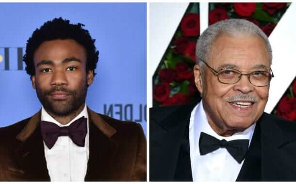 Donald Glover and James Earl Jones Confirmed for The Lion King Remake