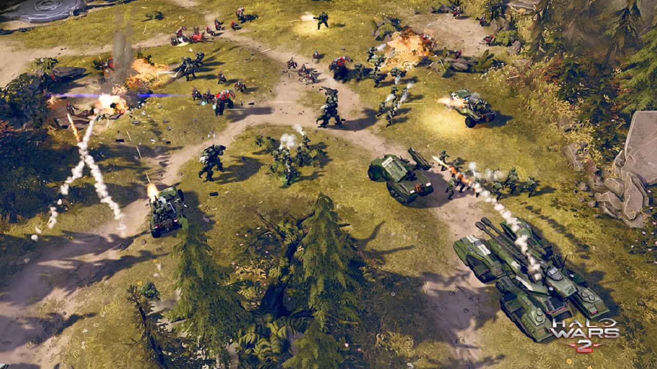 Halo Wars 2 Launch Trailer Drops