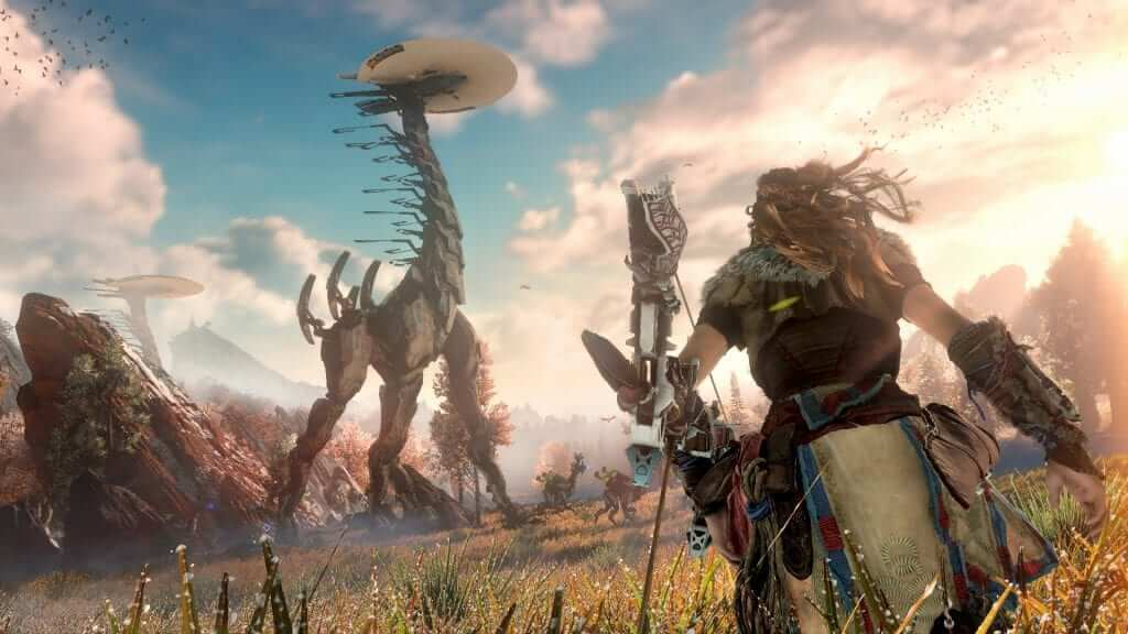 New Details on the Enemies of Horizon: Zero Dawn