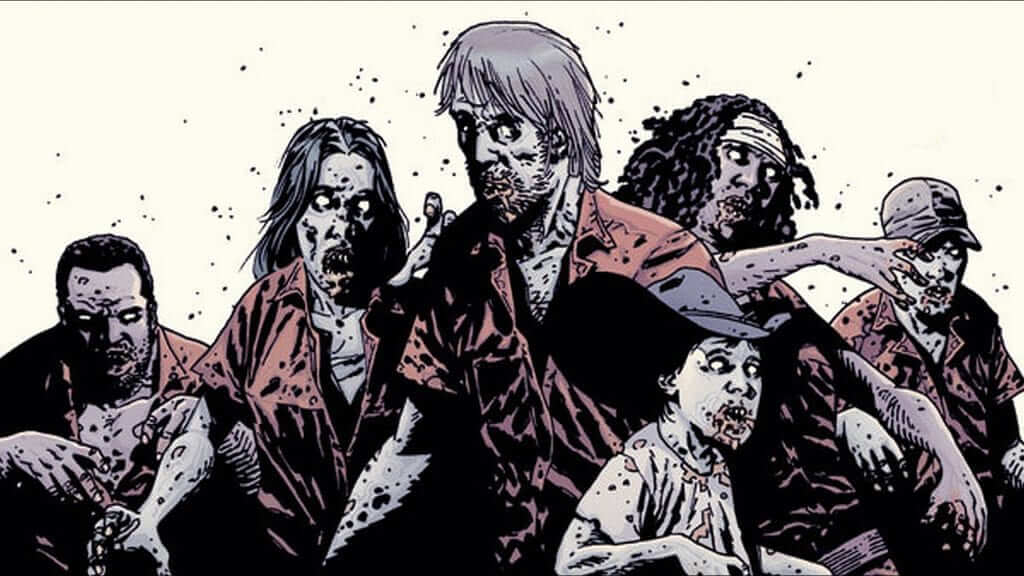 The Walking Dead Compendium - Chapter 1 Review
