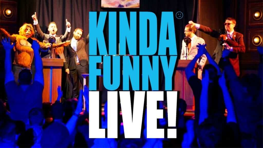 Kinda Funny Live 3 Coming This Summer, Tickets on Sale in March