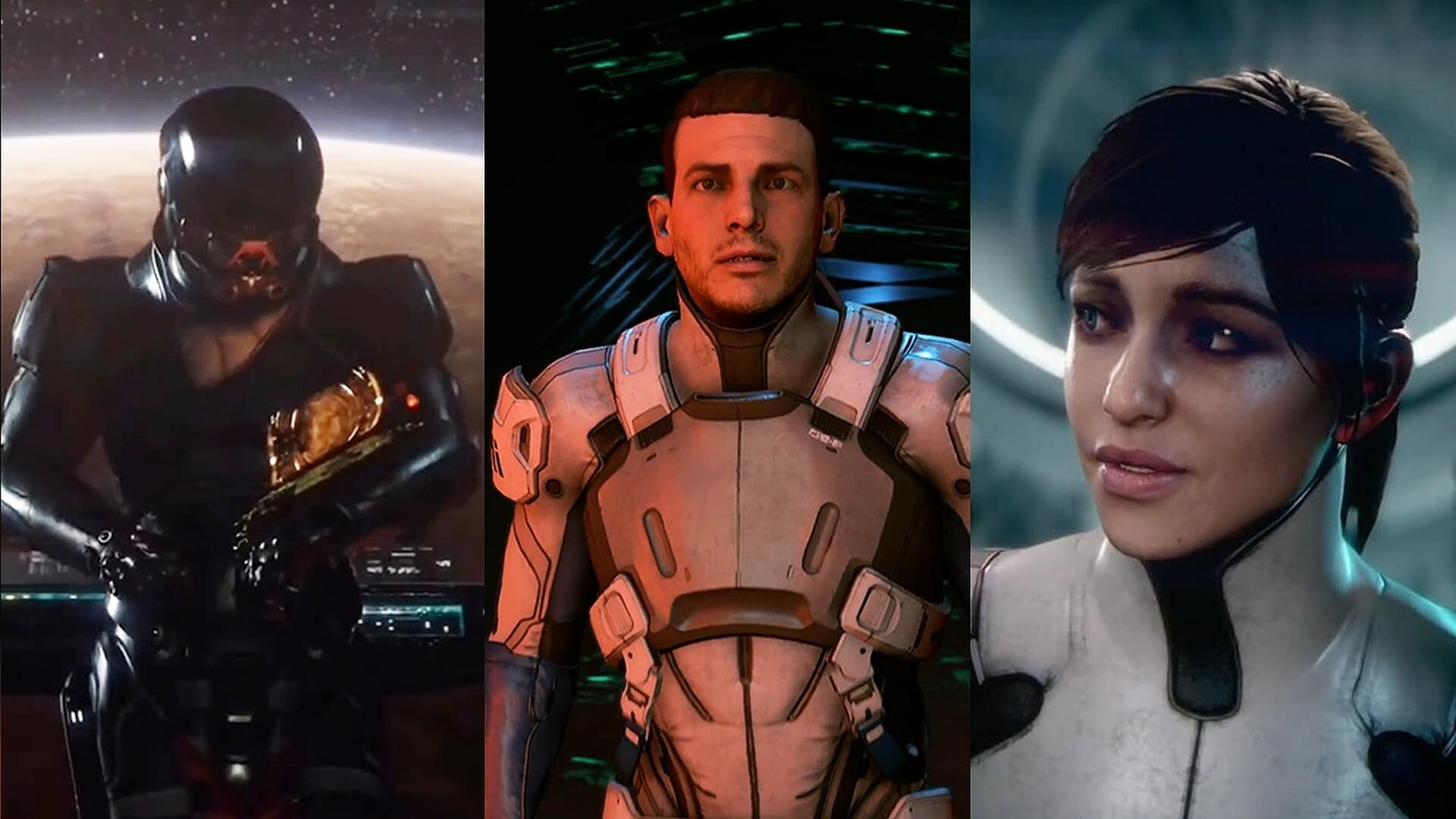 Mass Effect: Andromeda's New Decision Making System