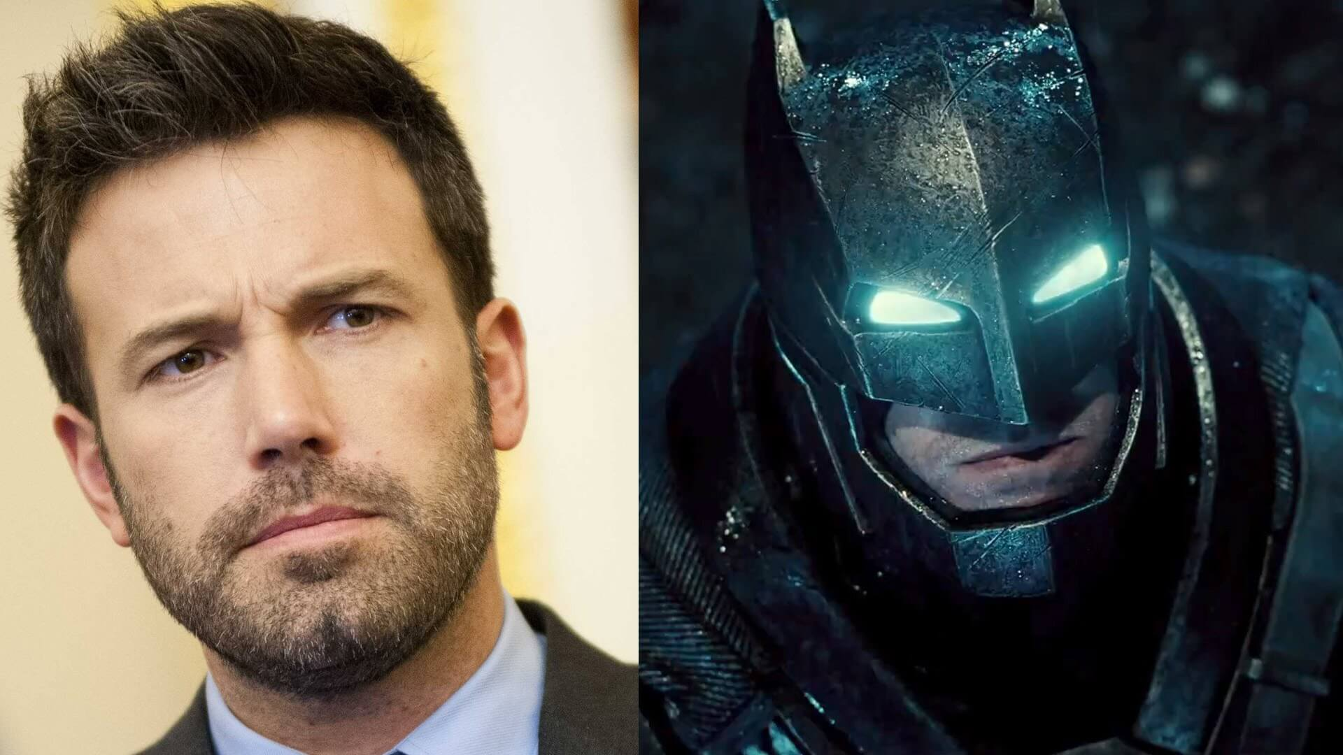The Batman Star Ben Affleck