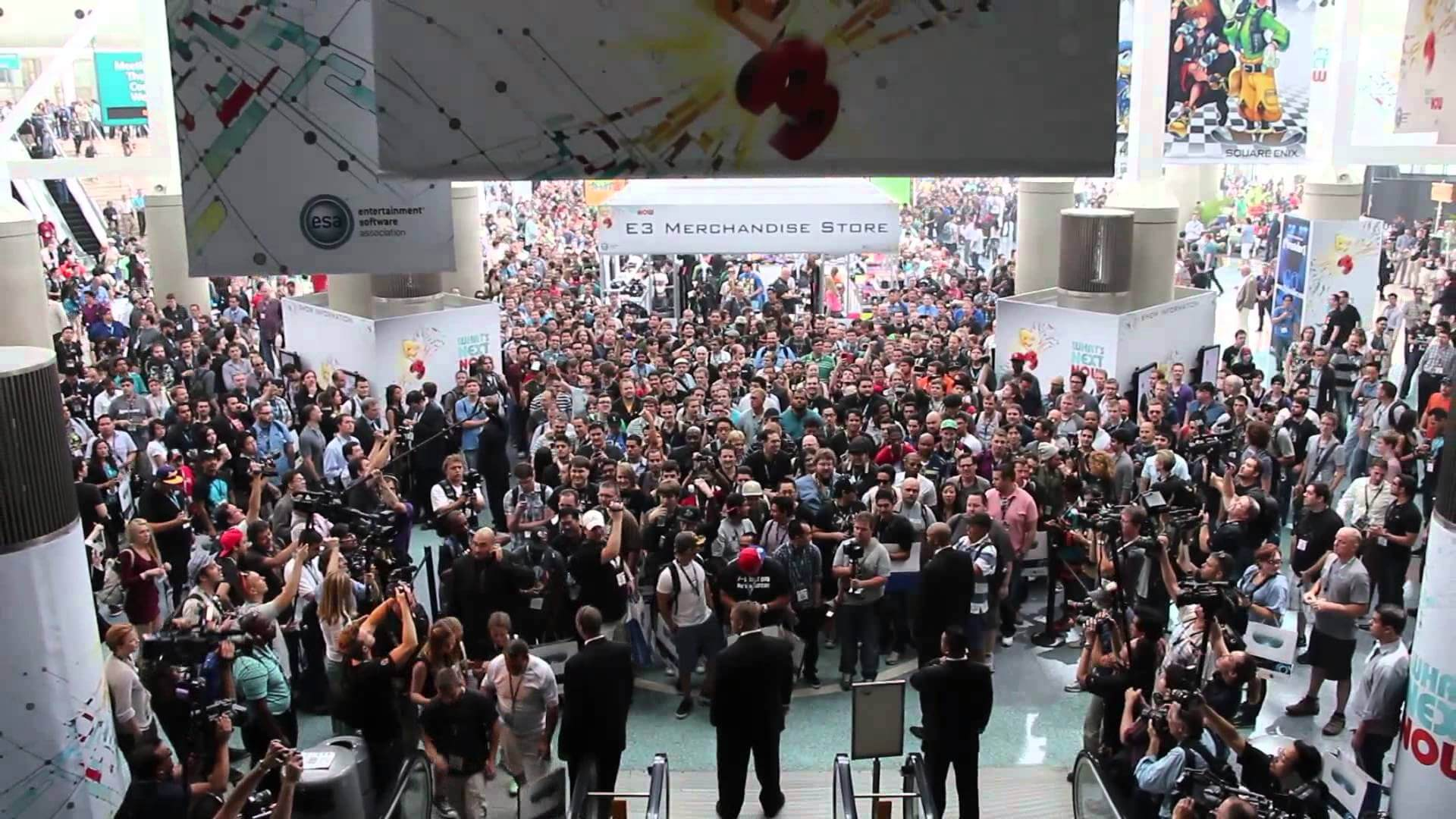 E3 Is Opening Its Doors To The Fans