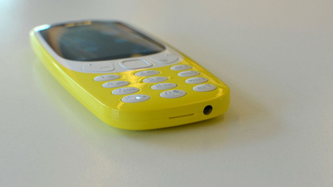 New Nokia 3310 In Production Overseas, US Release Possible