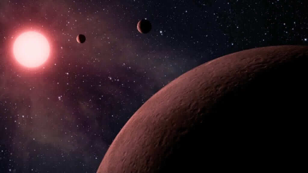 NASA Discovers Several Habitable Planets