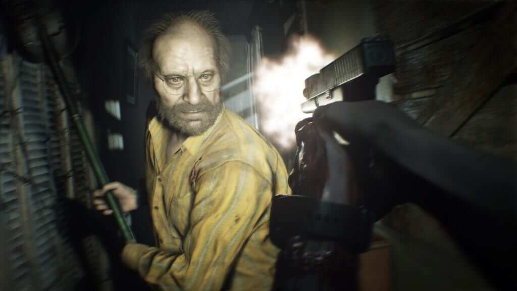 Resident Evil 7: Not a Hero DLC Delayed